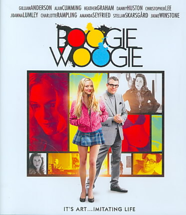 BOOGIE WOOGIE BY GRAHAM,HEATHER (Blu-Ray)
