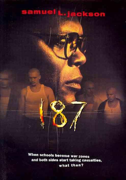 187 BY JACKSON,SAMUEL L. (DVD)